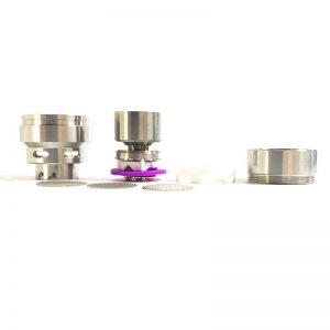 JCVAP ICA Dry Herb Atomizer for Puffco Peak Pro